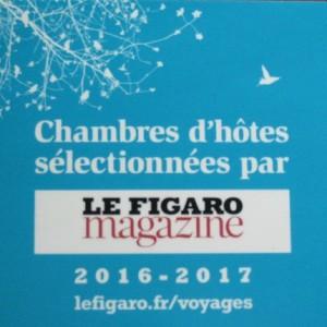 Chambre sélectionnée par le Figaro Magazine